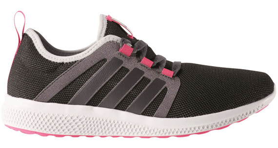 adidas CC Fresh Bounce Shoes Women core black/utility black f16/shock pink s16